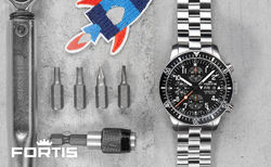 Official Cosmonauts Chronograph