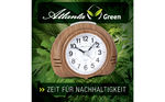 Atlanta Green - Wecker